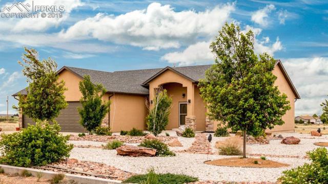 1364 N Shian Drive, Pueblo West, CO 81007 (#1343298) :: Colorado Home Finder Realty