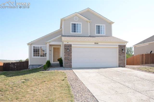 8846 Silver Glen Drive, Fountain, CO 80817 (#1343428) :: Tommy Daly Home Team
