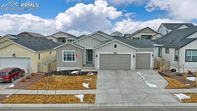 8095 Gilpin Peak Drive, Colorado Springs, CO 80924 (#1344475) :: HomeSmart