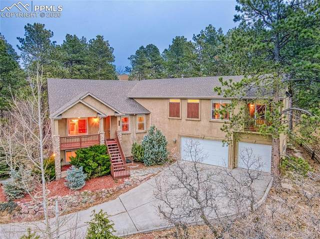 680 Lake Woodmoor Drive, Monument, CO 80132 (#1347452) :: Realty ONE Group Five Star