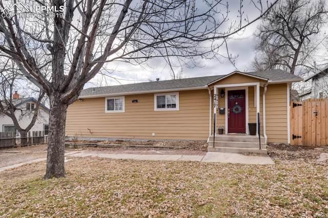 2417 W Platte Avenue, Colorado Springs, CO 80904 (#1348060) :: Jason Daniels & Associates at RE/MAX Millennium