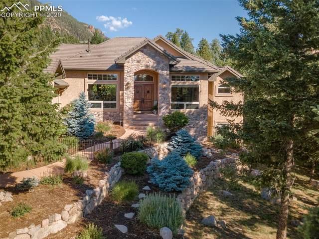 524 Silver Oak Grove, Colorado Springs, CO 80906 (#1349572) :: Fisk Team, RE/MAX Properties, Inc.