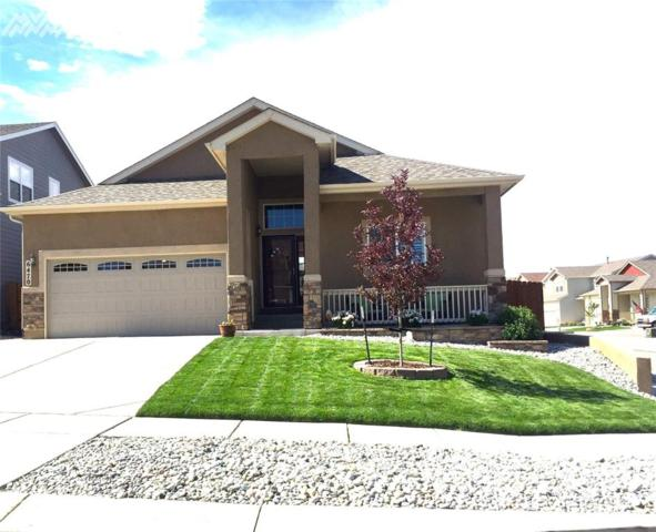 6470 Vickie Lane, Colorado Springs, CO 80923 (#1349656) :: Group 46:10 Colorado Springs