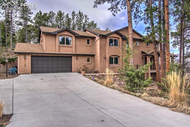 17780 E Caribou Drive, Monument, CO 80132 (#1351167) :: Harling Real Estate