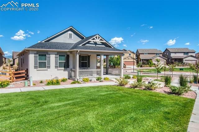 6559 Lucky Star Lane, Colorado Springs, CO 80923 (#1355222) :: Fisk Team, RE/MAX Properties, Inc.