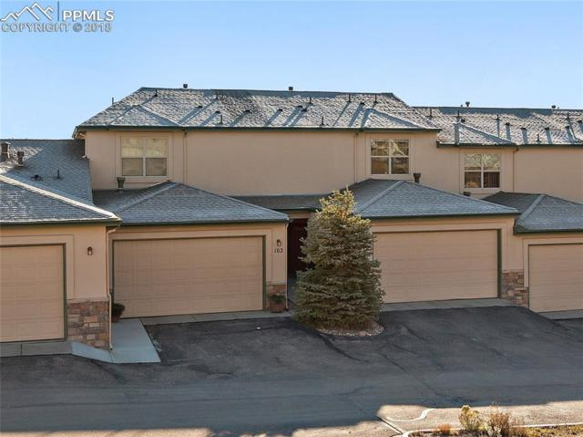 5929 Eagle Glen View #103, Colorado Springs, CO 80919 (#1356668) :: The Hunstiger Team