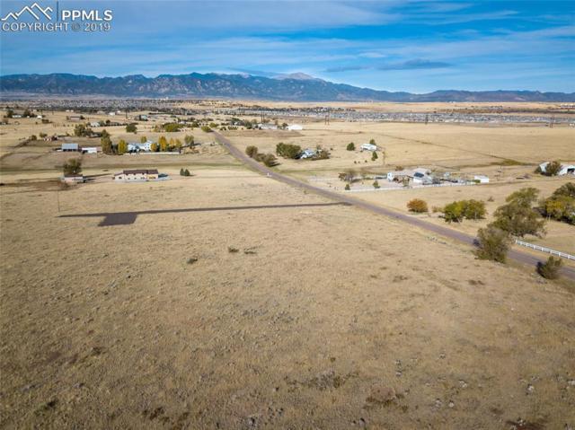 11505 Peaceful Valley Road, Colorado Springs, CO 80925 (#1357606) :: Compass Colorado Realty