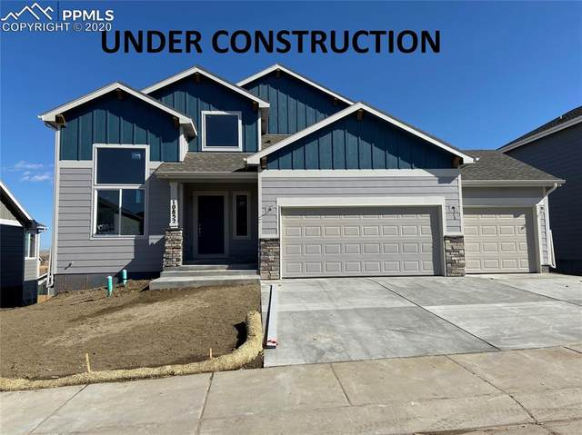 4834 Olympus Drive, Colorado Springs, CO 80924 (#1358179) :: Action Team Realty