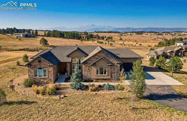 3857 Blue Heron Spring Lane, Colorado Springs, CO 80908 (#1358606) :: The Daniels Team