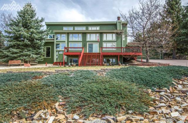 210 Desert Inn Way, Colorado Springs, CO 80921 (#1358669) :: Jason Daniels & Associates at RE/MAX Millennium