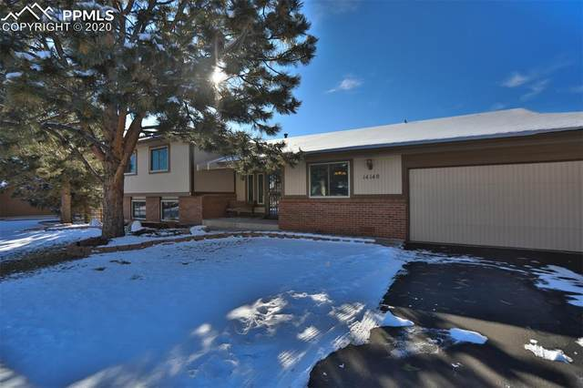 14140 Westchester Drive, Colorado Springs, CO 80921 (#1362126) :: The Harling Team @ Homesmart Realty Group