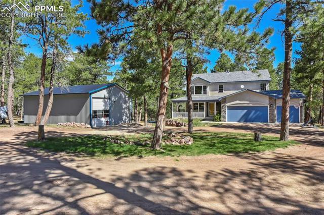 7910 Wildridge Road, Colorado Springs, CO 80908 (#1362320) :: Action Team Realty
