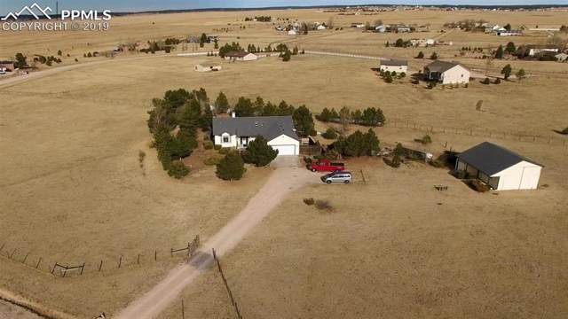 10130 Raptor Loop, Peyton, CO 80831 (#1364904) :: The Treasure Davis Team