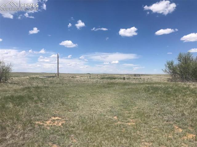 40 Acres Book Road, Yoder, CO 80864 (#1369377) :: The Peak Properties Group