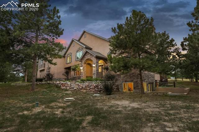 19035 Purser Court, Monument, CO 80132 (#1373604) :: 8z Real Estate