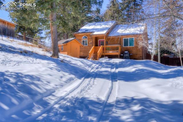 520 S Fairview Street, Woodland Park, CO 80863 (#1373649) :: The Peak Properties Group