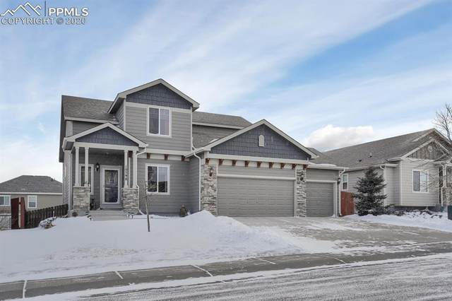 10598 Mount Evans Drive, Peyton, CO 80831 (#1374494) :: 8z Real Estate