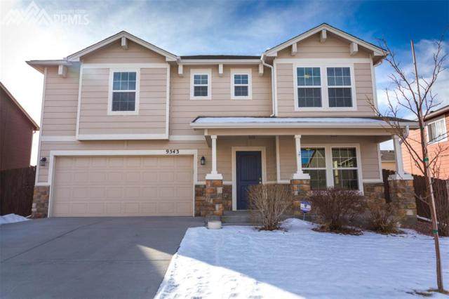 9543 Copper Canyon Lane, Colorado Springs, CO 80925 (#1375125) :: The Cutting Edge, Realtors