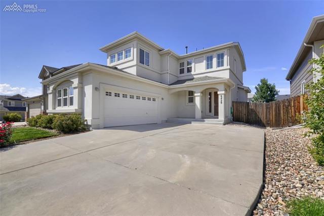 8429 Kettle Drum Street, Colorado Springs, CO 80922 (#1376795) :: RE/MAX Advantage