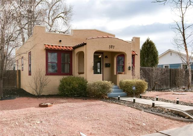 327 N Sheridan Avenue, Colorado Springs, CO 80909 (#1377941) :: The Treasure Davis Team