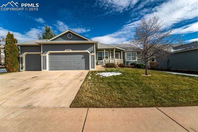 4155 Greens Drive, Colorado Springs, CO 80922 (#1378590) :: Action Team Realty