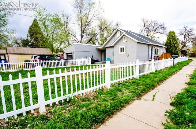 130 N 20th Street, Colorado Springs, CO 80904 (#1378937) :: Re/Max Structure