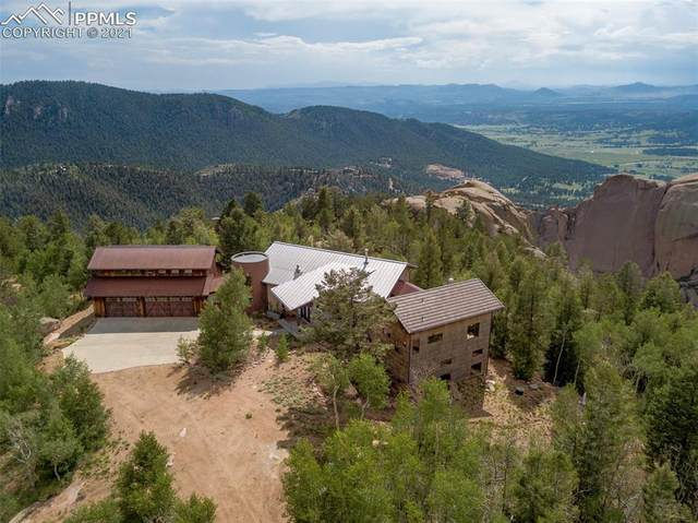 253 Climax Drive, Cripple Creek, CO 80813 (#1383347) :: Action Team Realty