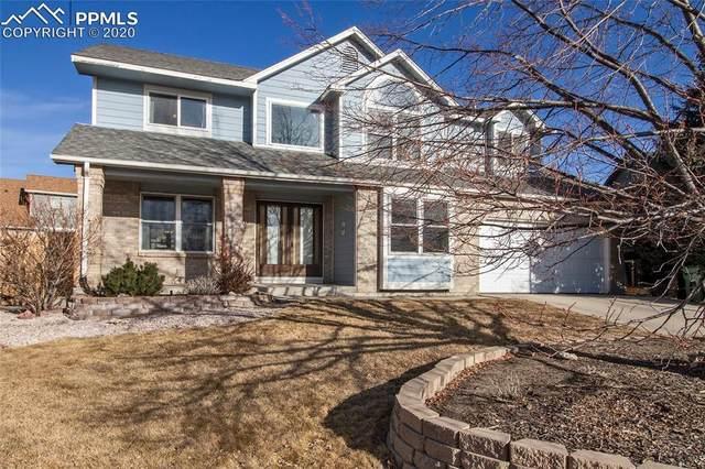 4110 Jasperwood Court, Colorado Springs, CO 80920 (#1385606) :: The Peak Properties Group