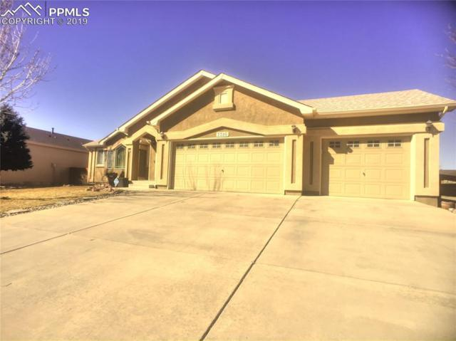 7786 High Gate Drive, Fountain, CO 80817 (#1385615) :: The Kibler Group