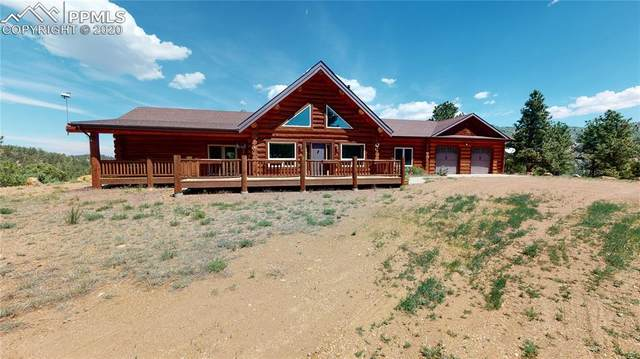 201 Buck Ridge Road, Canon City, CO 81212 (#1387186) :: Action Team Realty