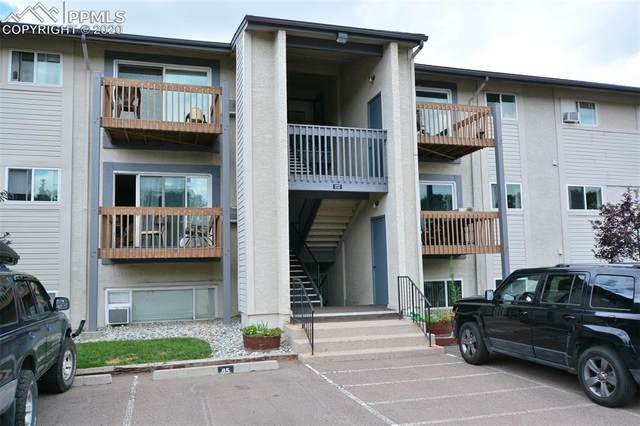 5042 El Camino Drive #96, Colorado Springs, CO 80918 (#1389625) :: Finch & Gable Real Estate Co.