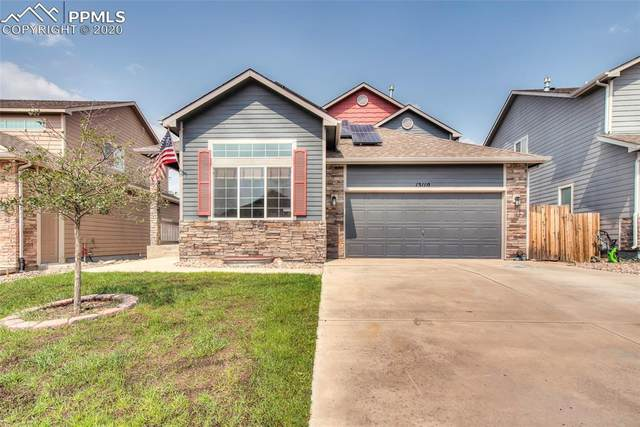 13110 Devils Thumb Place, Peyton, CO 80831 (#1389644) :: Tommy Daly Home Team