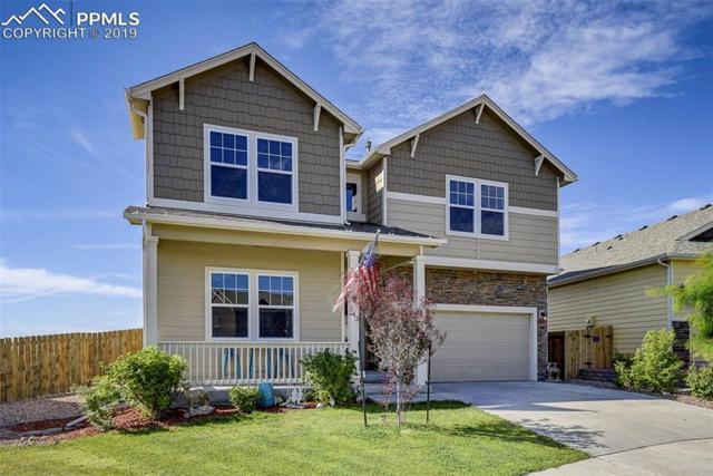 6469 Kilkenny Court, Colorado Springs, CO 80923 (#1390598) :: HomePopper