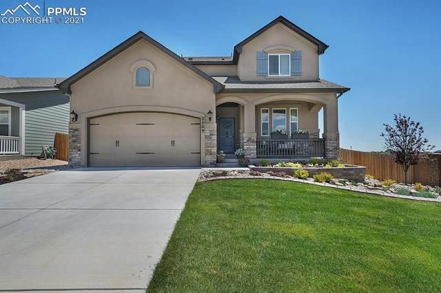 2509 Shawnee Drive, Colorado Springs, CO 80922 (#1391291) :: Hudson Stonegate Team