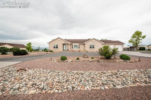 927 S Avenida Del Oro E, Pueblo West, CO 81007 (#1392111) :: Tommy Daly Home Team