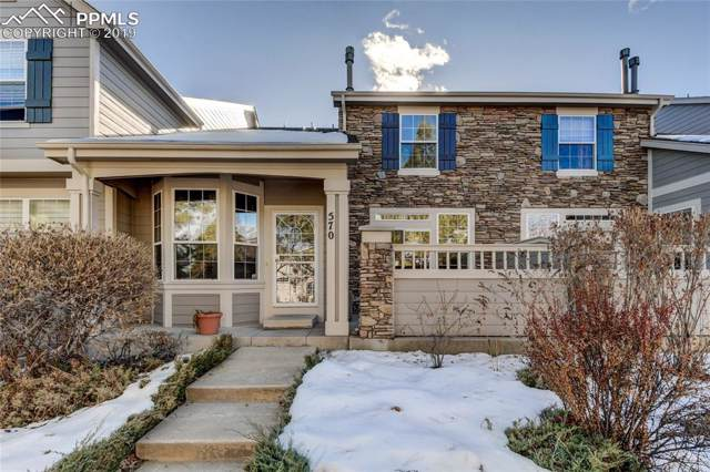 570 Clarendon Loop, Castle Pines, CO 80108 (#1393157) :: Tommy Daly Home Team