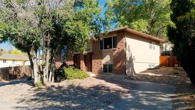 992 Magnolia Street, Colorado Springs, CO 80907 (#1394369) :: Venterra Real Estate LLC