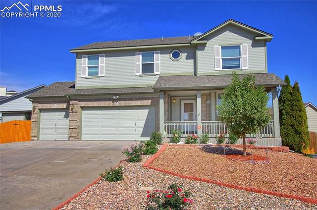 3235 Waverly Lane, Colorado Springs, CO 80922 (#1394503) :: Tommy Daly Home Team