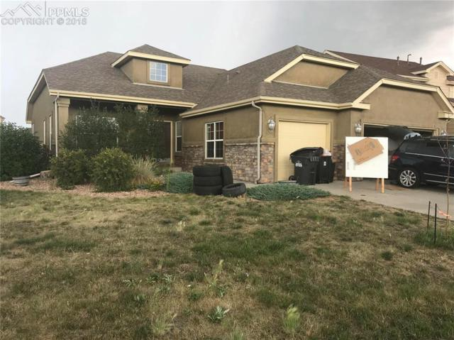 10273 Capital Peak Way, Peyton, CO 80831 (#1401133) :: The Dunfee Group - Keller Williams Partners Realty