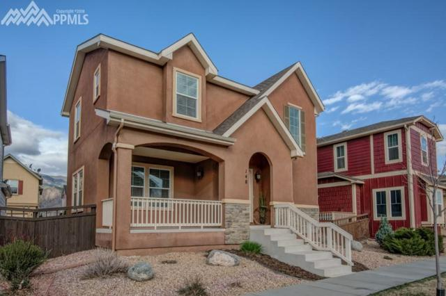 148 S Favorite Street, Colorado Springs, CO 80905 (#1402420) :: Action Team Realty