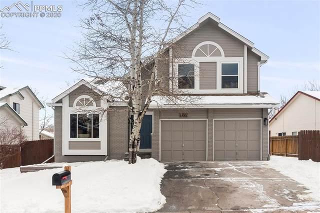 3445 Cedarhurst Way, Colorado Springs, CO 80918 (#1402552) :: Jason Daniels & Associates at RE/MAX Millennium