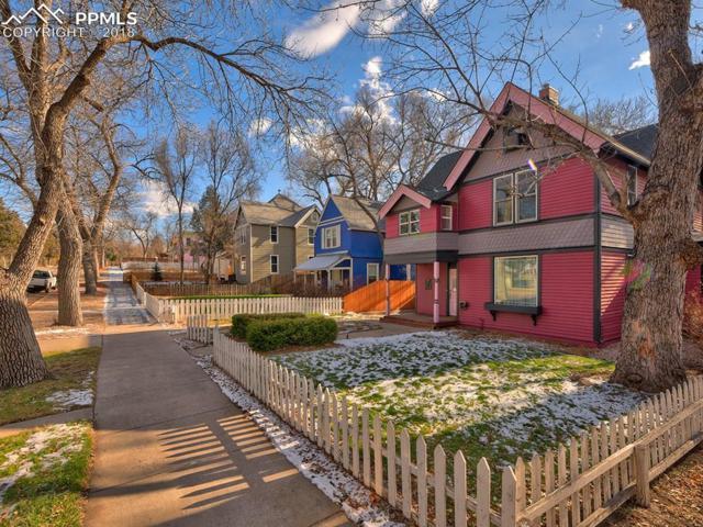 535 E Platte Avenue, Colorado Springs, CO 80903 (#1406600) :: The Hunstiger Team
