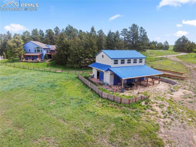 18140 Walker Court, Colorado Springs, CO 80908 (#1406916) :: Colorado Home Finder Realty