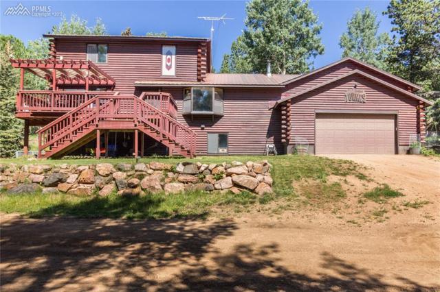 86 E Valley Lane, Woodland Park, CO 80863 (#1406922) :: 8z Real Estate