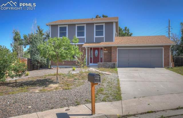 2160 Berthoud Court, Colorado Springs, CO 80920 (#1407034) :: The Kibler Group
