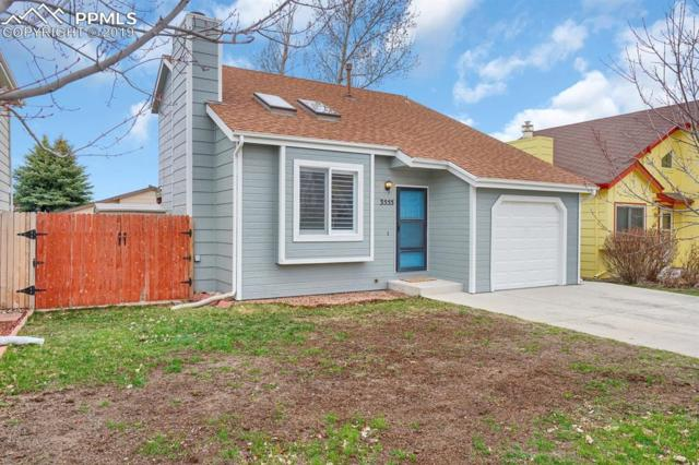 3555 Hazelwood Court, Colorado Springs, CO 80918 (#1408325) :: The Hunstiger Team