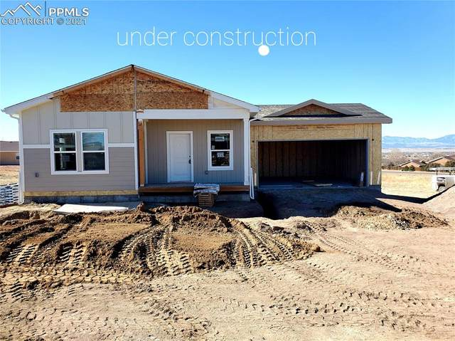 296 W Harmony Drive, Pueblo West, CO 81007 (#1410832) :: The Dixon Group