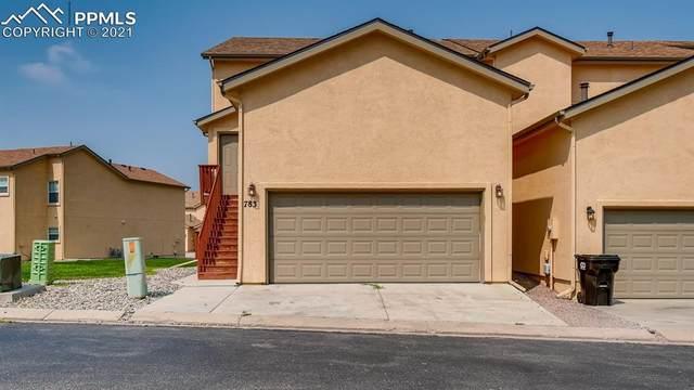 783 Cima Vista Drive, Colorado Springs, CO 80916 (#1410969) :: Tommy Daly Home Team