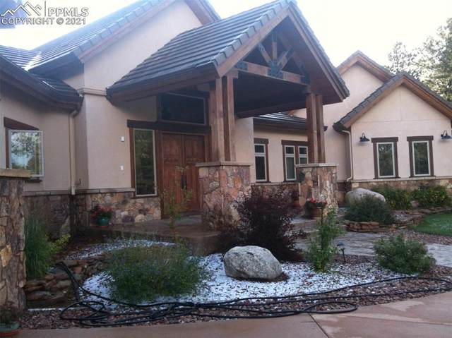 10195 Kurie Road, Colorado Springs, CO 80908 (#1411895) :: Re/Max Structure