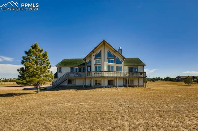 18165 Pinon Park Road, Peyton, CO 80831 (#1412166) :: 8z Real Estate